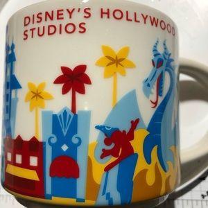 2017 Disney's Hollywood Studios Starbucks mug